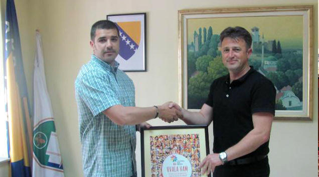Naš partner Općina Gradačac i ove godine domaćin Sportskih igrara mladih