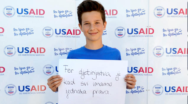 USAID i treću godinu uz Sportske igre mladih i SIM-ovce