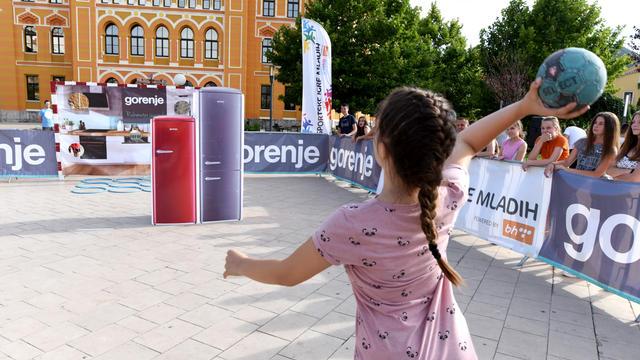 Gorenje i ove godine Srebreni sponzor 7. Sportskih igara mladih