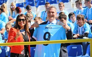Svi na jednom mjestu 7: FK Željezničar i USAID obradovali učenike Zavoda Mjedenica