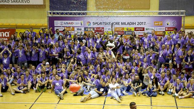 Završene 7. BH Telecom Sportske igre mladih