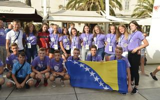 Mali reprezentativci Bosne i Hercegovine osvojili 15 medalja