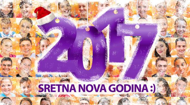 Sretna nova godina! :)