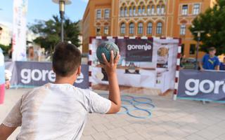 Kompanija Gorenje i ove godine uz Sportske igre mladih