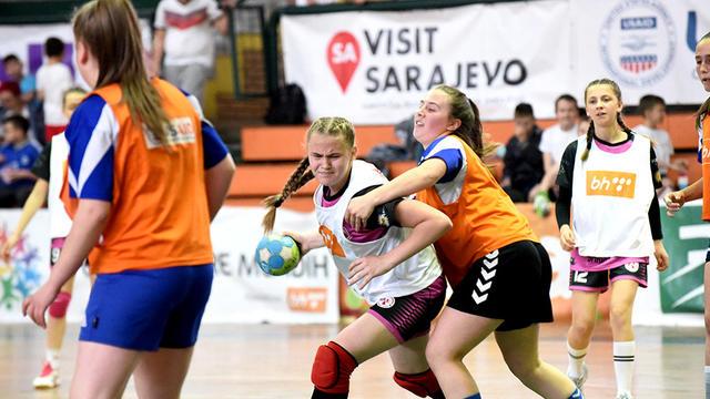 Karavan radosti Sportskih igara mladih nastavio putovanje kroz Bosnu i Hercegovinu
