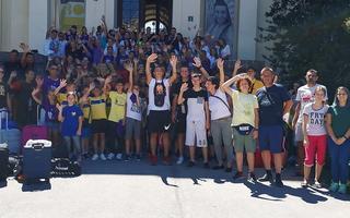 SIM BiH reprezentacija otputovala na Veliko Međunarodno finale u Split