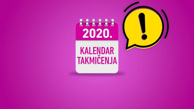OBAVIJEST: Raspored planiranih takmičenja u 2020. godini i uputstvo za učešće. Budimo odgovorni i uživajmo u SIMovanju  :)