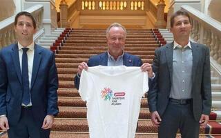 Karl-Heinz Rummenigge novi je ambasador Sportskih igara mladih