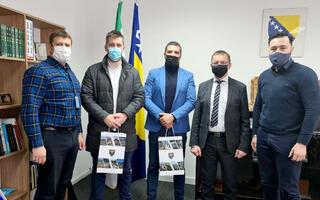 Ministarstvo za obrazovanje, nauku, kulturu i sport Zeničko-dobojskog kantona će podržati 11. sezonu SIM-a