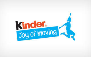 Kinder Joy of moving