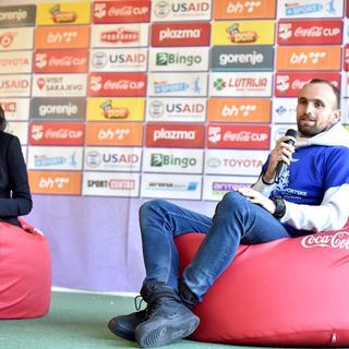 Moja sportska priča / Amel Tuka