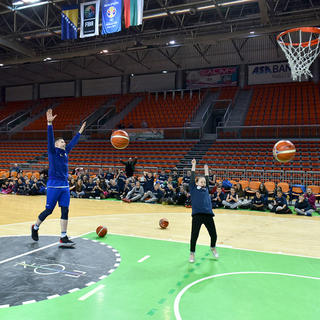 Fer igra za fer djetinjstvo: Košarkaški vikend za mališane u Zenici
